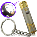 Mini LED Flashlight with Key Chain,Portable