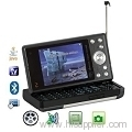 Bluetooth FM JAVA TV function Touch Mobile Phone