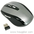 2.4GHz Wireless Notebook Optical Mouse
