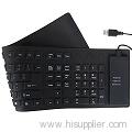 109keys Keyboard pluggable USB + PS2 Interface
