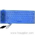 85keys keyboard pluggable USB + PS2 Interface