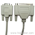 RS232 25 Pin Male to 9 Pin Female Cable