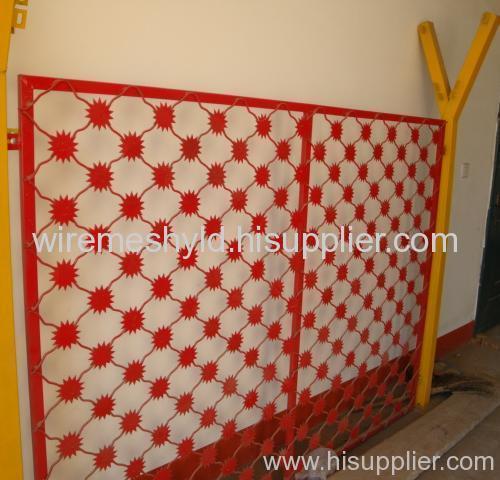 prison protection fences