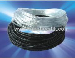 NON SHRINKABLE TUBING CB-300 600 (PVC) & CB-300 600(HF)