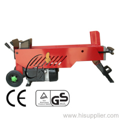 electrical log splitters