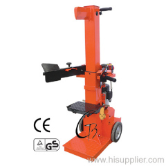 vertical log splitters