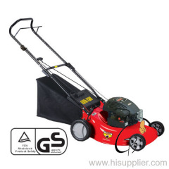 self-propelled lawn mower review