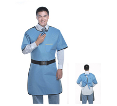Lead Rubber Coat Apron