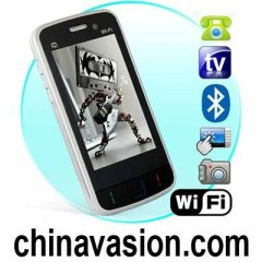 WiFi Quad band Dual-SIM Cellphone