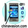 Quad Band Touchscreen Dual-SIM WiFi Media Cellphone