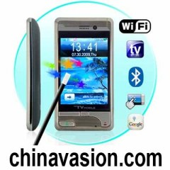 Quad Band Touchscreen Dual-SIM WiFi Media Cellphone