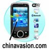 Quad band Touch Screen Dual SIM WiFi Media Cellphone