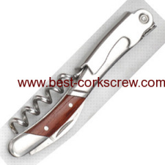 multifunctional corkscrews