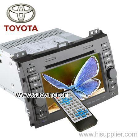 Car entertainment system DVD player