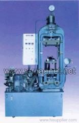 Automatic Hydraulic Press For Dry Powder