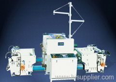 Roller Paper Embossing Machine
