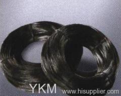 Black annealed wire coils