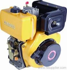 186F Diesel Engine Pump