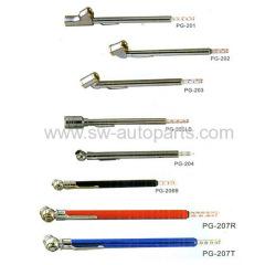 Pencial tire gauges