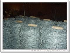 barbed galvanized iron wire