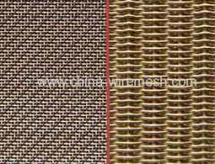brass woven wire screen