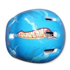 6 holes helmet