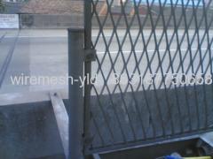 PVC coated Expressway Fence