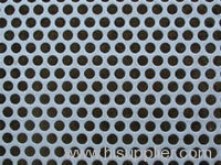 round opening perforated metal