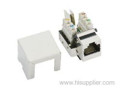 RJ45 Cat5E SHIELDED Module
