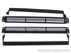 CAT6 Patch Panel Modular Type