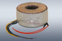 Amplifier transformer