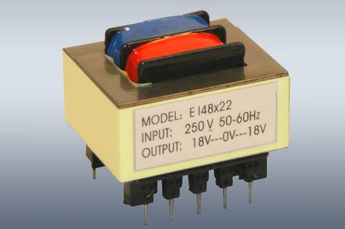 pin type transformer