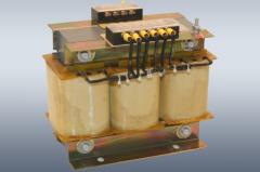 Three phase auto transformer