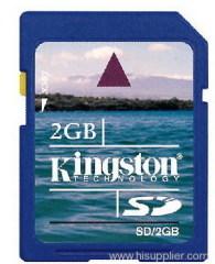 SD CARD 2G