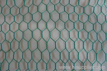 Hot Dipped Galvanized hexagonal mesh