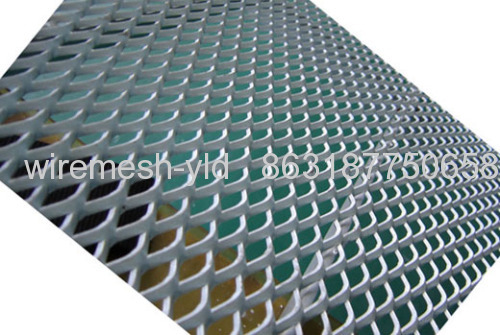 footplate protection mesh