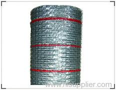 Galvanized square wire mesh