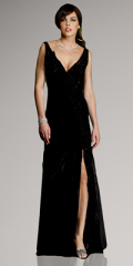formal evening dresses long