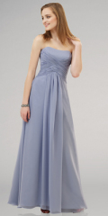 ladies evening dress long