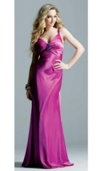Formal Evening Dress 2010 Purple long