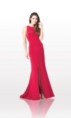 Red Formal Evening Dress 2010