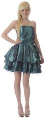 Green prom dress 2010