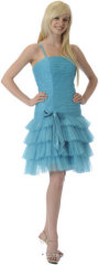 Best Blue Prom Dress 2010
