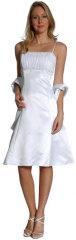 White Prom Dress 2010
