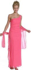 Fuchsia Prom Dress