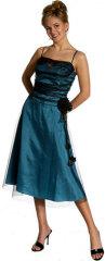 Black Tea Prom Dress