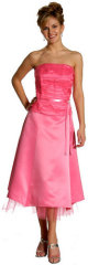 cheap prom dress 2010 pink