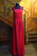 perfect homecoming dress red