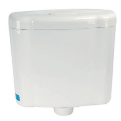 wall hung toilet cistern
