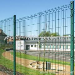 welded mesh panel fencings